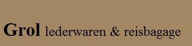 Grol Reisbagage & Lederwaren